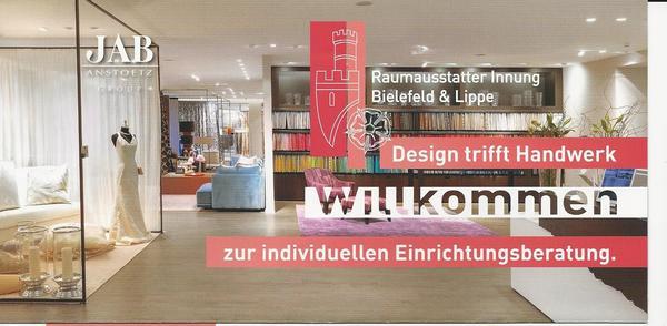 raumausstatter in bielefeld aktuelles und news. Black Bedroom Furniture Sets. Home Design Ideas